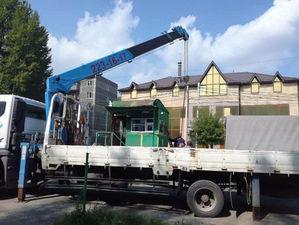 В трех районах Челябинска избавились от киосков и парковок