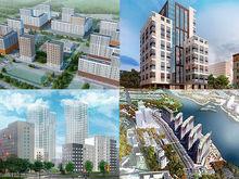 Город будущего. 13 жилых проектов, анонсированных в 2017 году