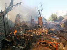 Сотни пострадавших от пожара ростовчан начали получать материальную помощь