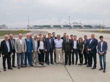 Депутаты ЗС РО посетили крупнейшие стройки региона