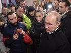 Одобрение Путина и Медведева резко упало из-за пенсионной реформы