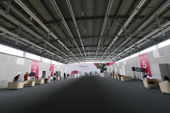 Иннопром - уральская международная выставка и форум промышленности и инноваций в России 52