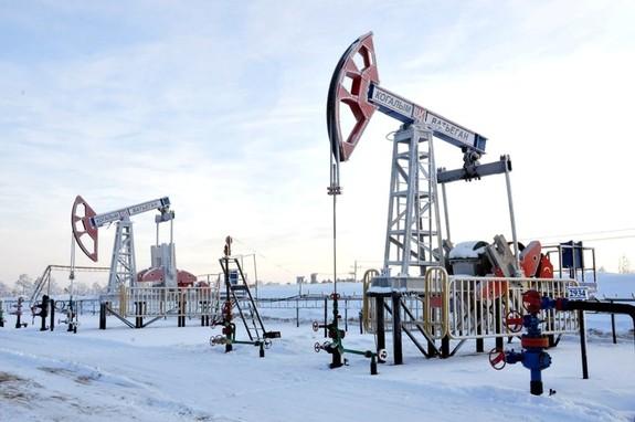 """Сибирь - основной регион добычи нефти компанией """"Лукойл"""""""