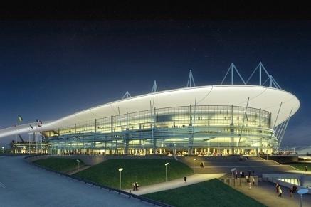 Стадион на Левом берегу 1