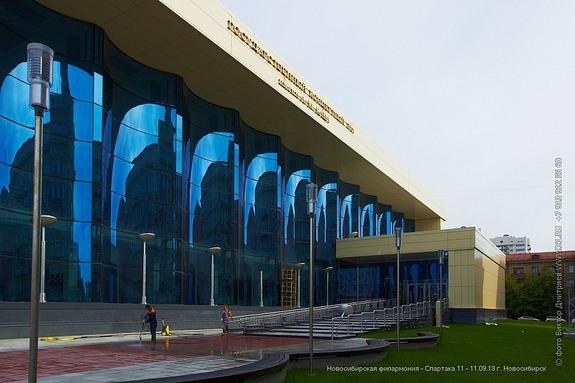 Государственный концертный зал имени Арнольда Каца 1