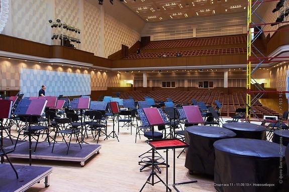 Государственный концертный зал имени Арнольда Каца 2