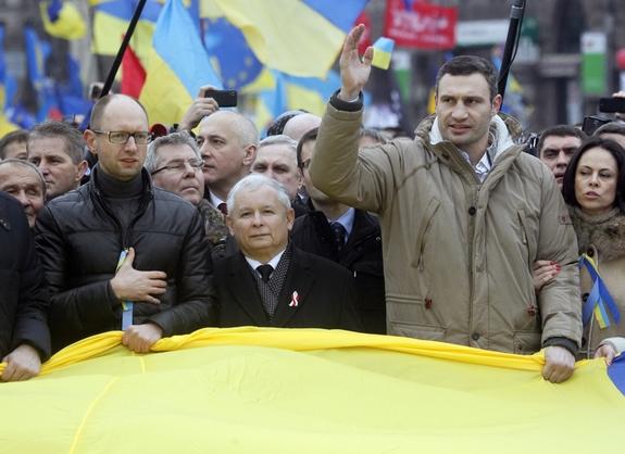 Политики от оппозиции поддержали митингующих