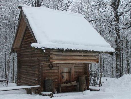 Музей деревянного зодчества на Щелковском хуторе 1