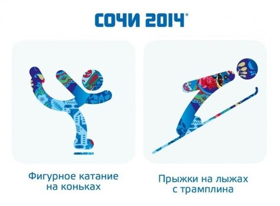 Олимпиада-2014: виды спорта 1