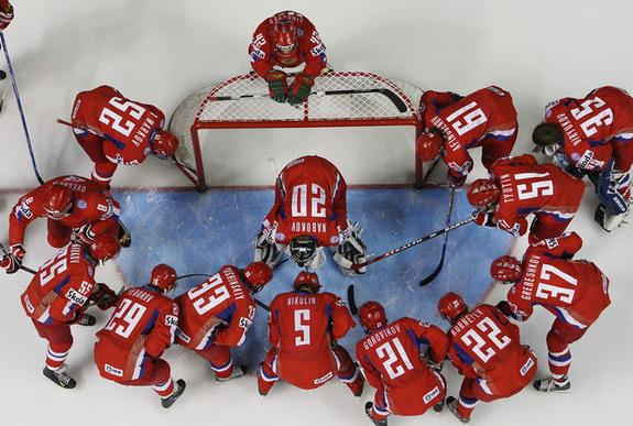 Олимпиада-2014: хоккей
