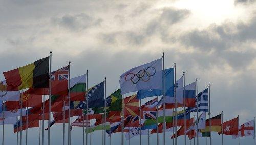 Участники Олимпиады-2014
