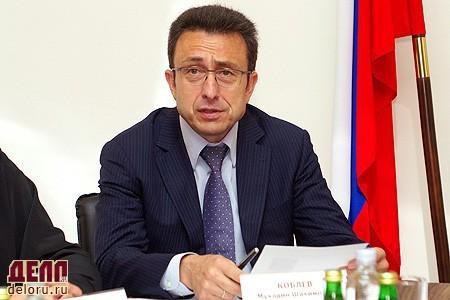 Коблев Мухадин Шахимович