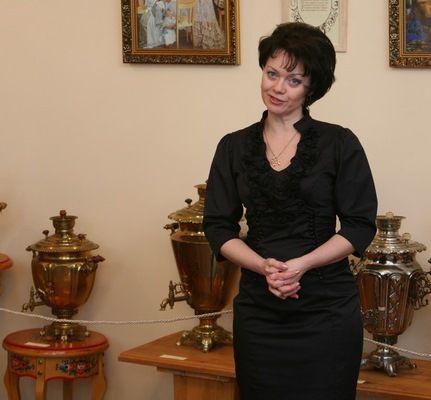 Глава департамента культуры администрации Нижнего Новгорода 1