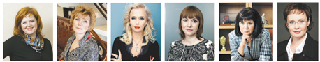 Рейтинг успешных женщин в Челябинске 1
