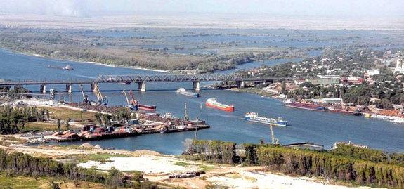 Ростовский универсальный порт