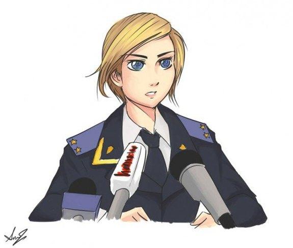 Поклонская Наталья Владимировна 3