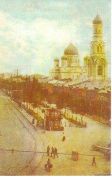 Соборная площадь в Ростове-на-Дону 2