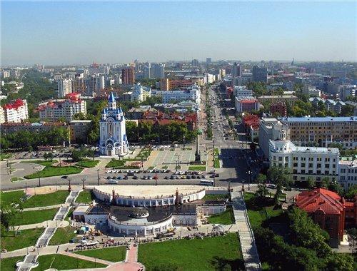 Хабаровск 4