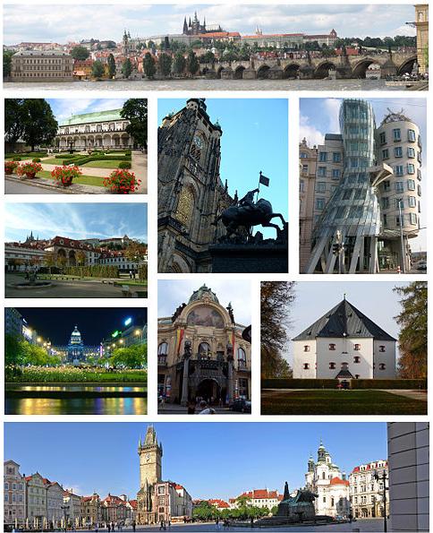Прага 1