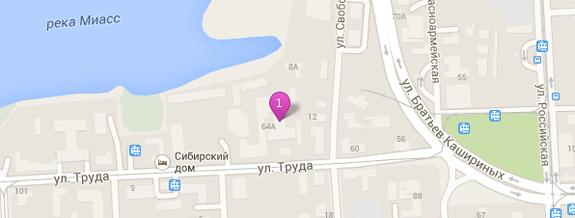 Бизнес Дом Славянский адрес