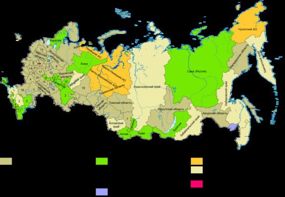 Россия с Крымом