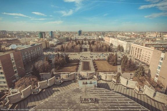 День Победы в Челябинске 2014 14