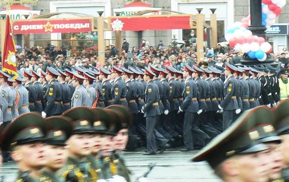 День Победы в Челябинске 2014 8