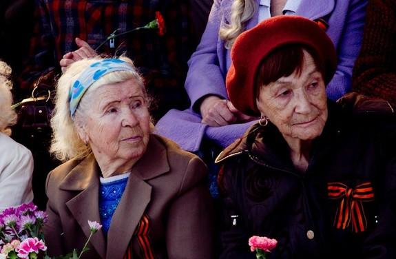 День Победы 2014 в Красноярске 1