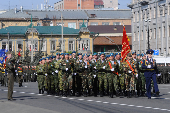 День Победы 2014 в Красноярске 3