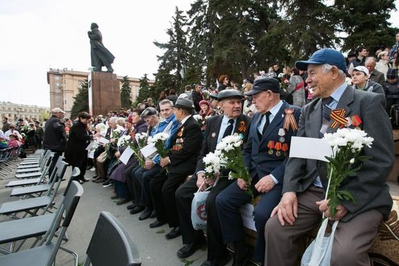 День Победы в Челябинске 2014 3