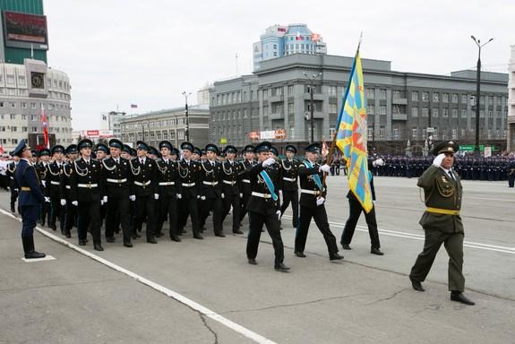 День Победы в Челябинске 2014 4