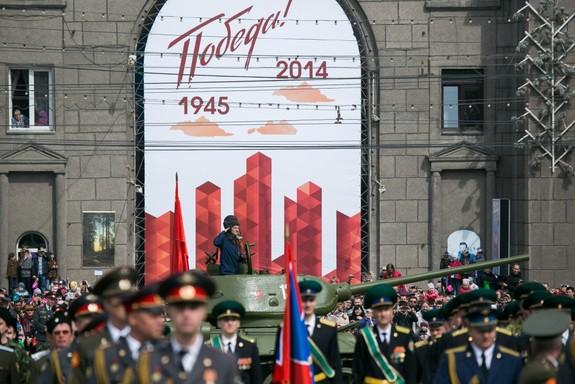 День Победы в Челябинске 2014 5