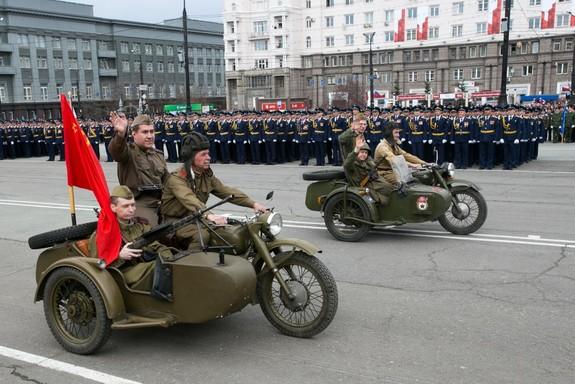 День Победы в Челябинске 2014 6