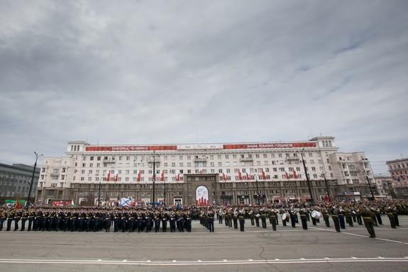 День Победы в Челябинске 2014 7