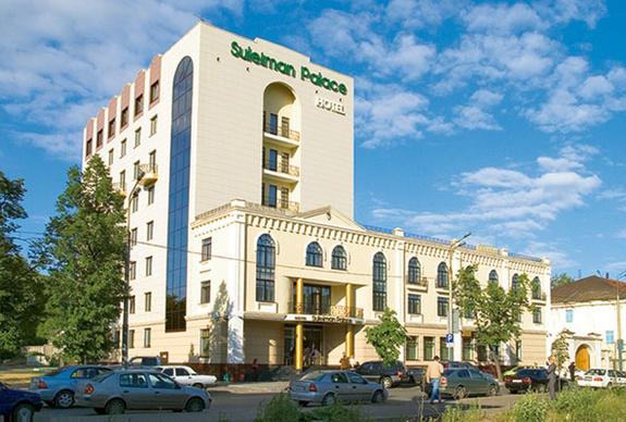 Suleiman Palace Hotel в Казани