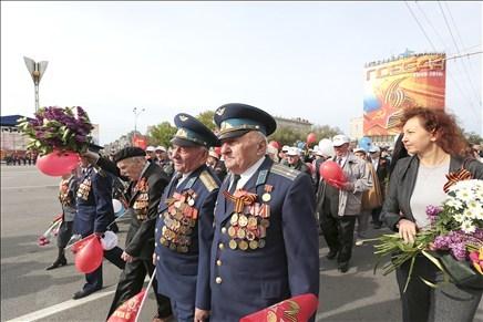 День Победы 2015 в Ростове-на-Дону 1