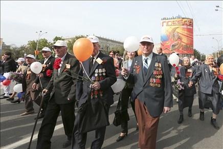День Победы 2015 в Ростове-на-Дону 2