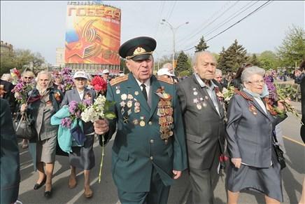 День Победы 2015 в Ростове-на-Дону 3
