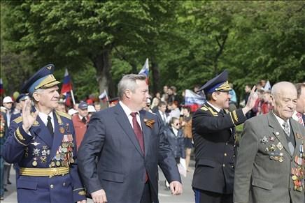 День Победы 2015 в Ростове-на-Дону 9