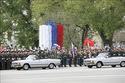 День Победы 2015 в Ростове-на-Дону 13