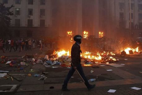 Восстание на юго-востоке Украины 3