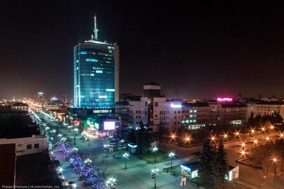 Челябинск-сити 1