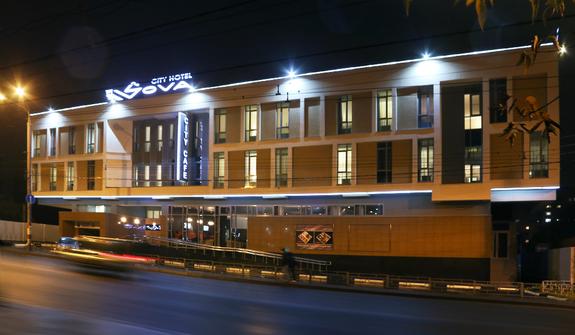 City Hotel Sova Нижний Новгород