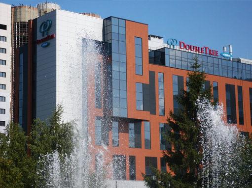 Hilton в Новосибирске