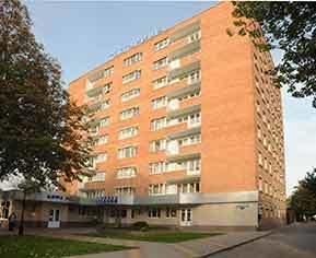 Гостиница «Западная» в Ростове-на-Дону