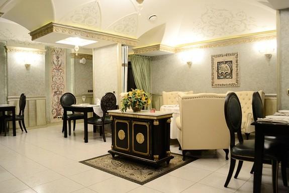 Зал ресторана «Извольте» Ростов-на-Дону