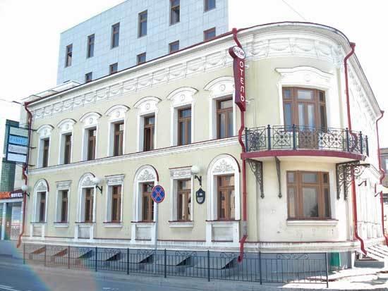 Гостиница Булак