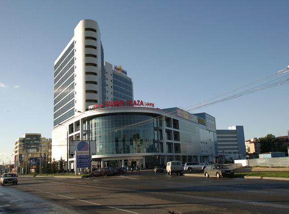 Офисно-торговый центр Сувар-плаза