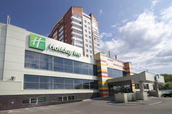 Holiday Inn в Челябинске