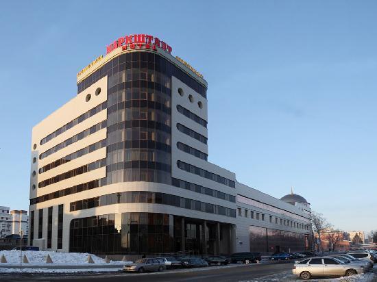 Отель «Маркштадт» в Челябинске